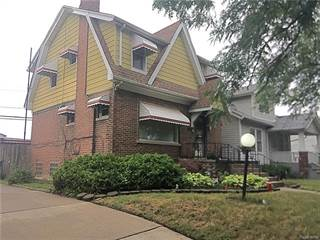Single Family for sale in 19251 CAMERON Street, Detroit, MI, 48203