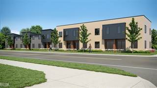 Townhouse for sale in 1201 Woodward Heights 4, Ferndale, MI, 48220