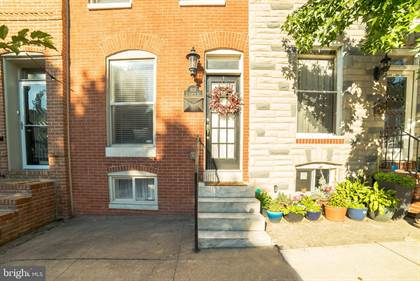 Residential Property for sale in 928 S CLINTON STREET, Baltimore City, MD, 21224