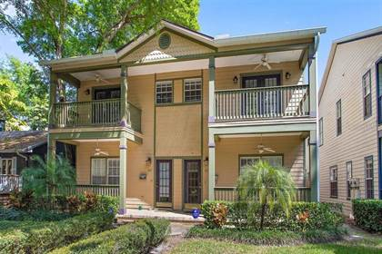 Residential Property for sale in 837 ALTALOMA AVENUE, Orlando, FL, 32803