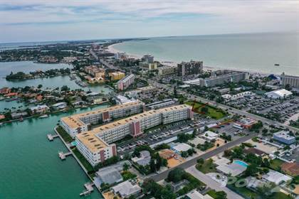 Condominium for sale in 5575 Gulf Blvd. #420, St. Pete Beach, FL, 33706
