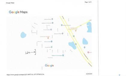 Lots And Land for sale in L:15-20 B:18 George STREET, Radisson, Saskatchewan, S0K 3L0