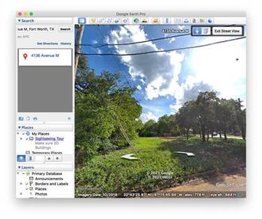 Lots And Land for sale in 4136 Avenue M, Fort Worth, TX, 76105