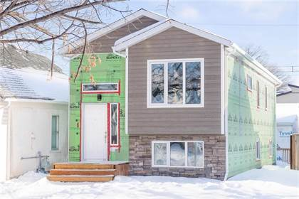 Single Family for sale in 405 Roseberry ST, Winnipeg, Manitoba, R3J1T4