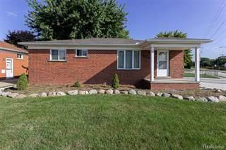 Single Family for sale in 17224 CHAMPAIGN Road, Allen Park, MI, 48101