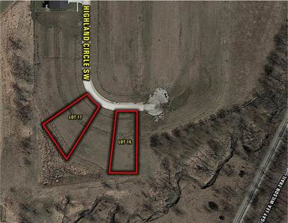 Lots And Land for sale in 1759 Highland Circle SW, Altoona, IA, 50009