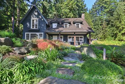 Residential Property for sale in 1289 Gower Point Road, Gibsons, British Columbia, V0N 1V3