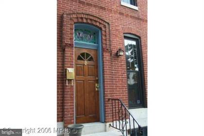 Residential Property for rent in 27 OSTEND STREET E, Baltimore City, MD, 21230