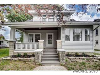 Single Family for sale in 831 LIBERTY ST, Findlay, OH, 45840