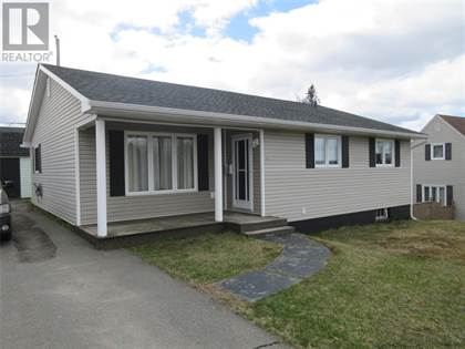 Single Family for sale in 14 Larch Street, Grand Falls - Windsor, Newfoundland and Labrador