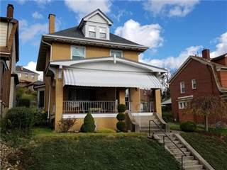 Single Family for sale in 2813 Pyramid Ave, Brentwood, PA, 15227