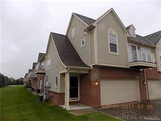 Condo for sale in 43330 PENDLETON  CIR, Sterling Heights, MI, 48313