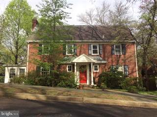 Single Family for sale in 5152 LINNEAN TER NW, Washington, DC, 20008
