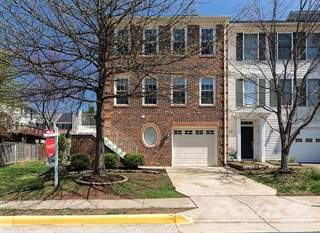 Townhouse for sale in 6301 Musket Ball Drive, Centreville, VA, 20121