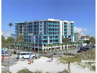Condo for sale in 15 AVALON STREET 3A/301, Clearwater Beach, FL, 33767