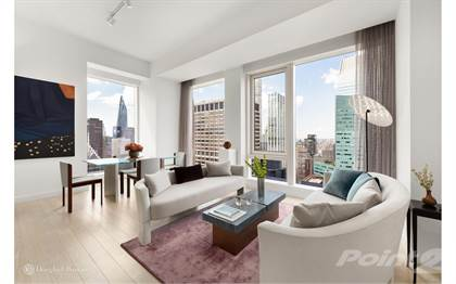Condo for sale in 138 East 50th St 47A, Manhattan, NY, 10017