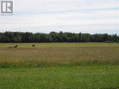 Vacant Land for sale in Lot 08-2 MacEwen Road, Summerside, Prince Edward Island, C1N4H7