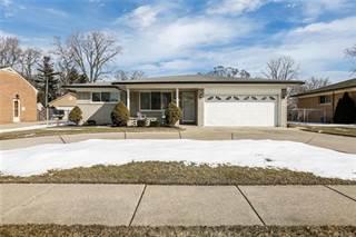 Single Family for sale in 25550 Curie Avenue, Warren, MI, 48091
