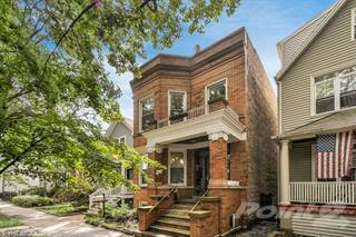 Residential Property for sale in 2123 W Warner Ave., Chicago, IL, 60618