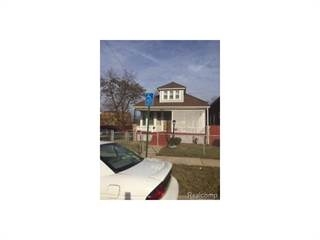 Single Family for sale in 5932 COOPER Street, Detroit, MI, 48213