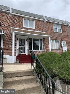 Residential Property for sale in 6707 HARLEY STREET, Philadelphia, PA, 19142
