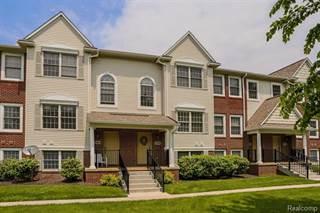 Townhouse for sale in 784 Eagle Drive, Fenton, MI, 48430