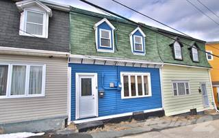 Townhouse for sale in 6 Cookstown Road, St. John's, Newfoundland and Labrador, A1C 4G4