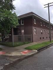 Single Family for rent in 1700 EVANS Street, Detroit, MI, 48209