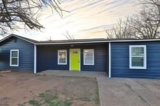 Single Family for sale in 1010 Shelton Street, Abilene, TX, 79603