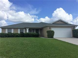 Single Family for sale in 4145 NE 8th PL, Cape Coral, FL, 33909