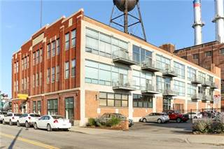Condo for sale in 55 W CANFIELD Street 313, Detroit, MI, 48201