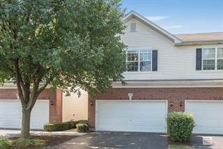 Townhouse for sale in 154 Concord Drive South, Oswego, IL, 60543