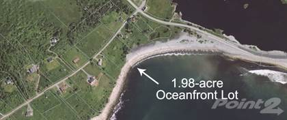 Lots And Land for sale in Oceanfront Lot, Sand Beach Road, Western Head, Nova Scotia, B0T 1K0