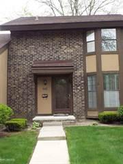 Townhouse for sale in 25034 Oakbrooke, Southfield, MI, 48033