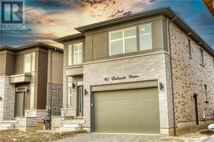 Single Family for sale in 40 BEDROCK Drive, Hamilton, Ontario, L6S0C9