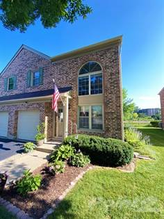 Townhouse for sale in 242 Carlisle Lane , Westmont, IL, 60559