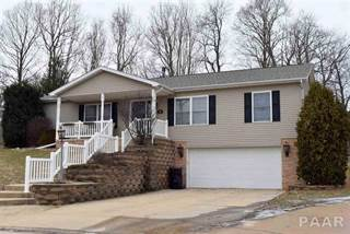 Single Family for sale in 309 CASTLE Lane, East Peoria, IL, 61611