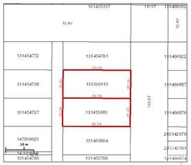 Land for sale in 1181 110th STREET, North Battleford, Saskatchewan