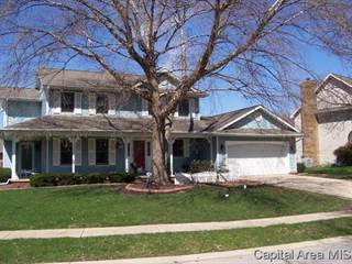 Single Family for sale in 1717  Bent Oak Dr., Springfield, IL, 62704