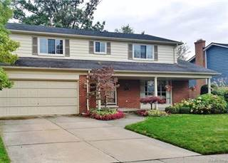 Single Family for sale in 787 N Brys Drive, Grosse Pointe Woods, MI, 48236