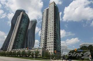 Apartment for sale in 90 Absolute Ave  Mississauga Ontario L4Z0A3, Mississauga, Ontario