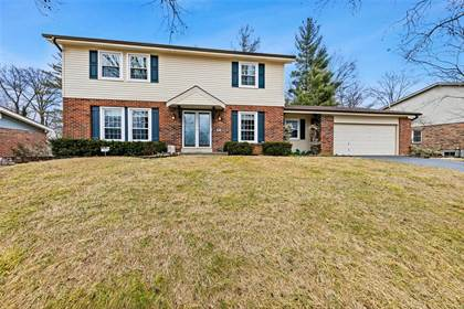 Residential for sale in 407 Glan Tai Drive, Manchester, MO, 63011