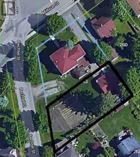 Vacant Land for sale in 43 BECHTEL Street, Cambridge, Ontario, N3C1Z7