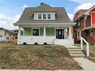 Single Family for sale in 3216 North PARK Avenue, Indianapolis, IN, 46205