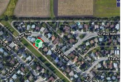 Vacant Land for sale in 5220 125 ST NW NW, Edmonton, Alberta, T6H3V5