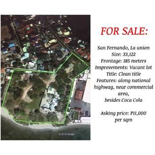 Commercial for sale in San Fernando, La Union, San Fernando, La Union