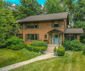 Single Family for sale in 1410 East Grove Street, Bloomington, IL, 61701
