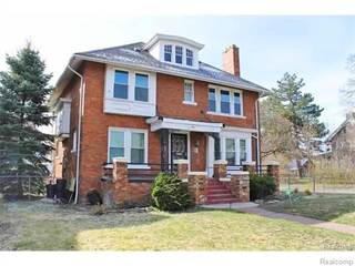 Single Family for sale in 94 RHODE ISLAND Street, Highland Park, MI, 48203