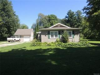 Single Family for sale in 86 PICKFORD Road, Greater Kimball, MI, 48074