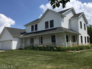 Single Family for sale in 101 N Pintail, Downs, IL, 61736